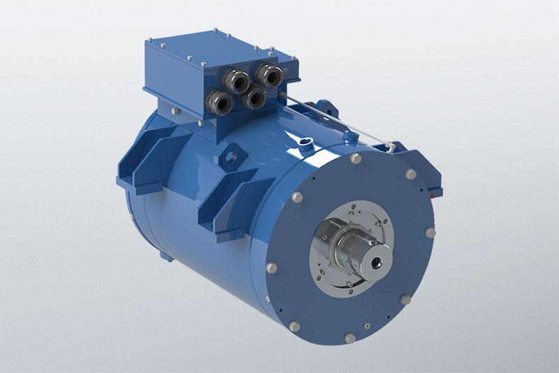 ceds duradrive schiffstechnik marine servomotor generator